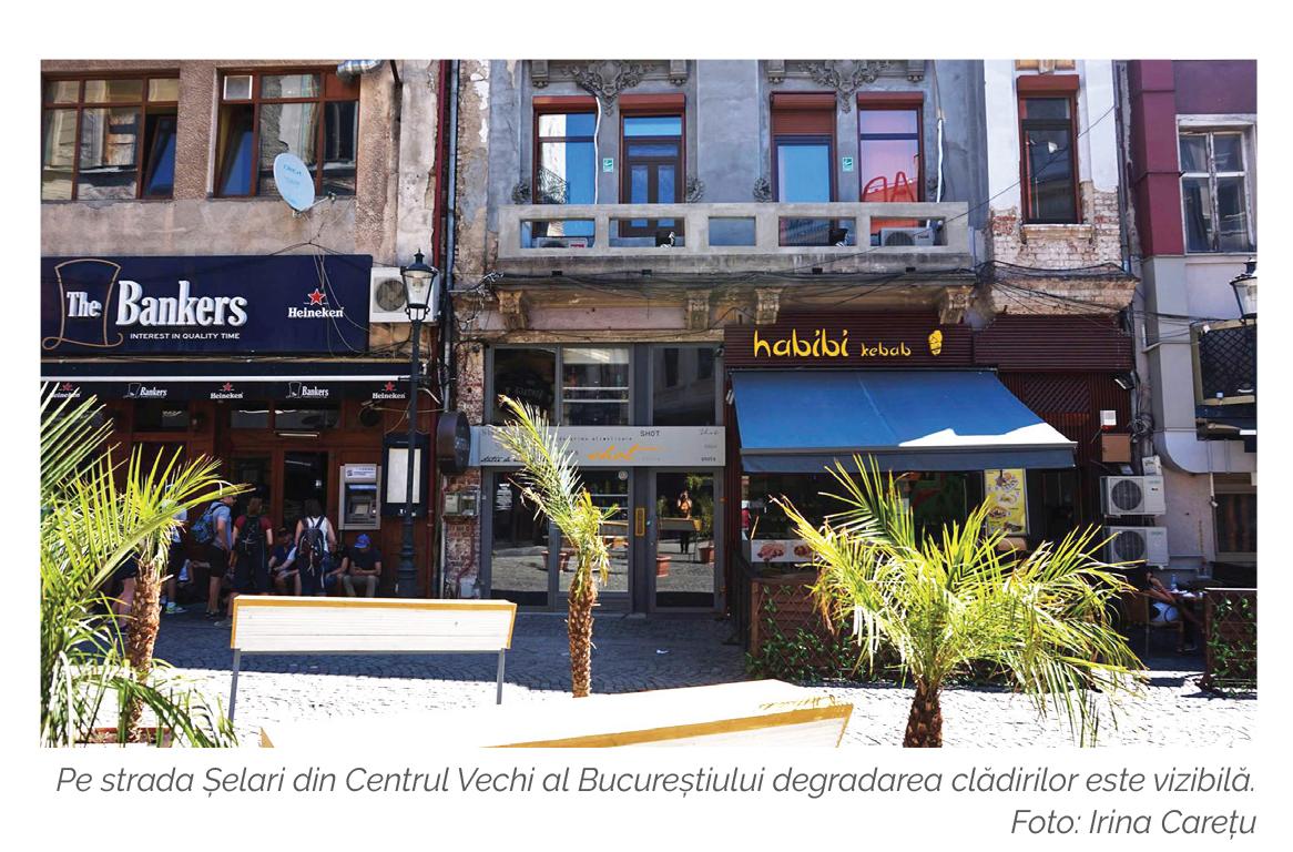 Irina Caretu_Bucuresti. Orasul vulnerabil_risc seismic_Bucuresti_Str. Selari